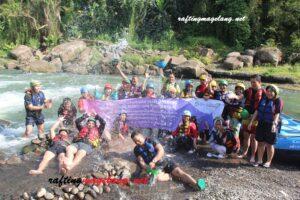 Harga Rafting Sungai Elo