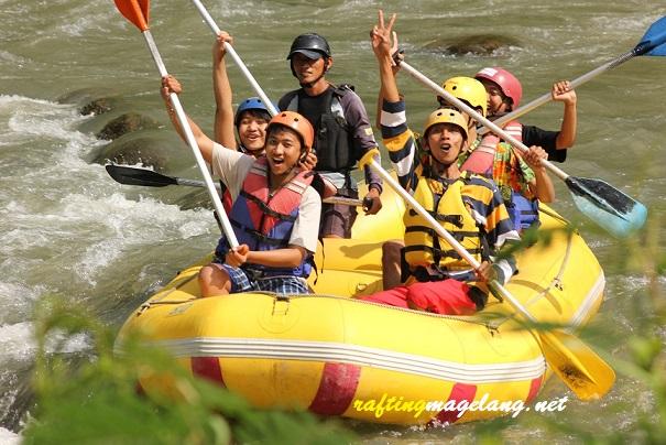 Persiapan Sebelum Rafting
