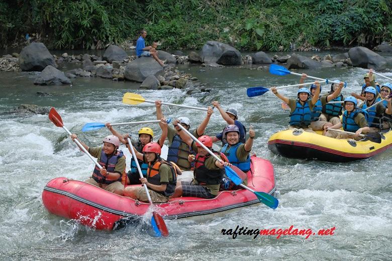 VW Tour Borobudur dan Rafting Magelang