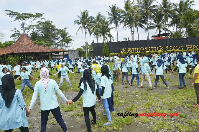 outbound dan rafting magelang