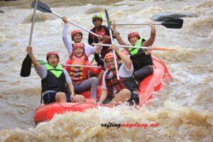 rafting sungai progo Hulu magelang