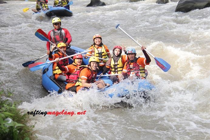 tips rafting yang aman untuk pemula