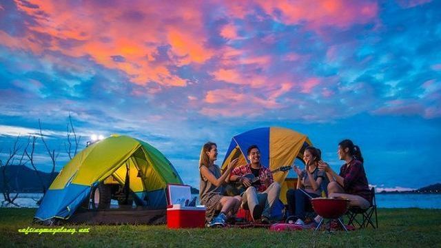camping magelang
