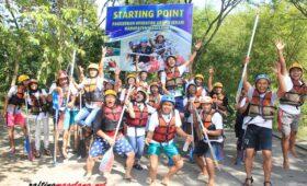 Harga Tiket Masuk Rafting Sungai Elo Magelang