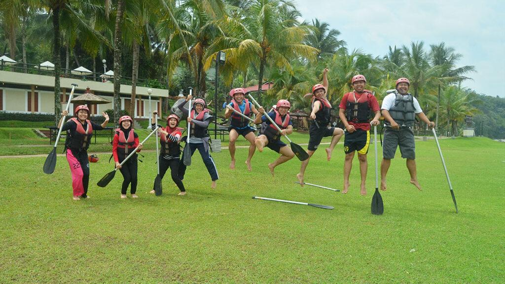 Rafting Hotel Puri Asri Magelang