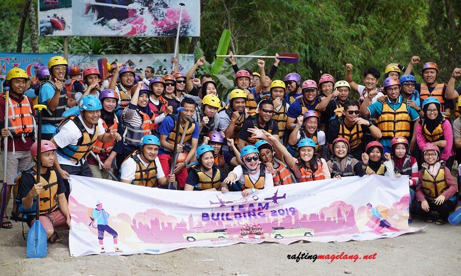 Operator Rafting Sungai Elo