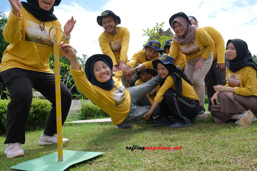 Outbound Hotel Puri Asri Magelang