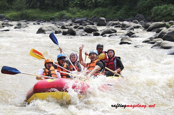 Rafting Progo Yogyakarta
