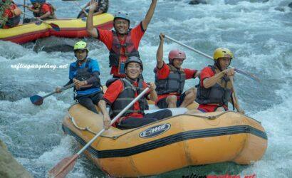 Rafting Puri Asri Magelang