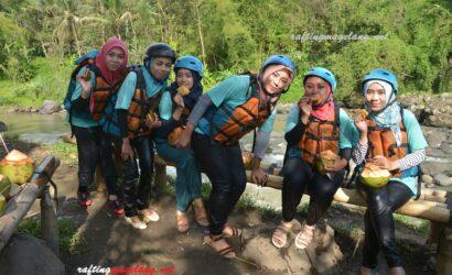 Wisata Rafting Jogja