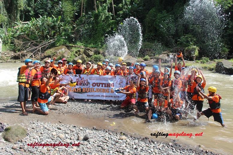 harga Rafting Progo Yogyakarta