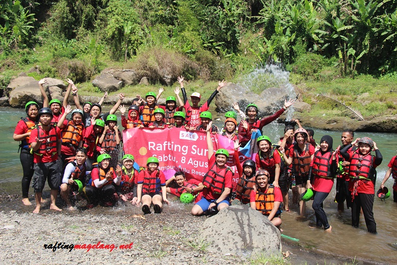 Rafting Kompas Adventure Magelang